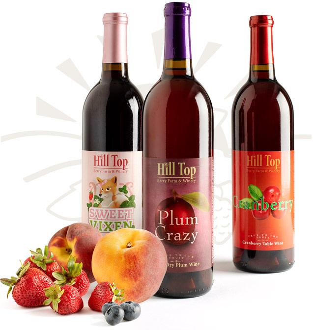 True to Fruit, Handcrafted Wines in Virginia